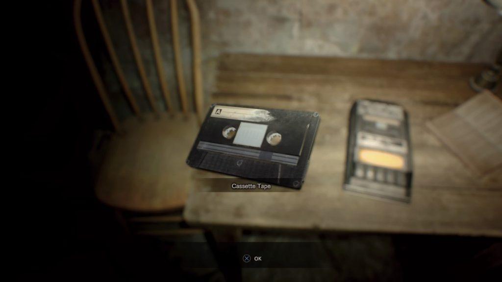 Cassette Tape | Resident Evil Wiki | Fandom