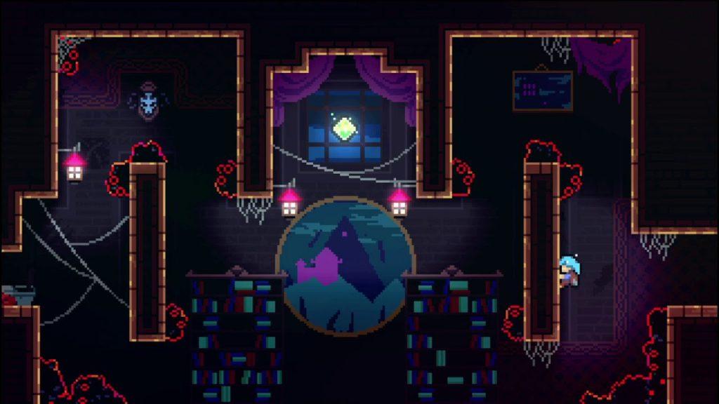 Tela de jogo de vídeo game  Descrição gerada automaticamente com confiança média