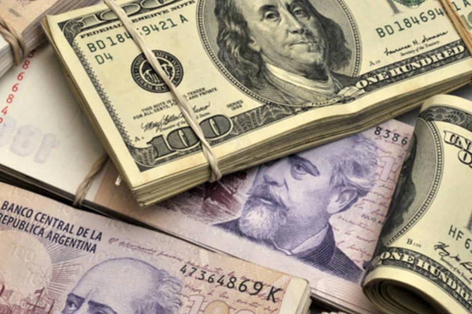 Dolar e euro